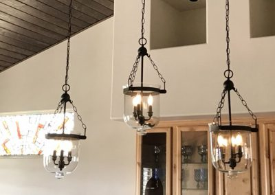 Electricians in Scottsdale, AZ - Residential Hanging Lights